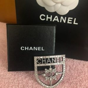 Brooch from Chanel